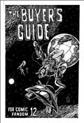 The Buyer's Guide for Comic Fandom #12