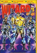 Wizard: The Comics Magazine #15