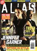 Alias: The Official Magazine #1