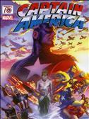 Captain America 75th Anniversary Magazine #1 Variation B