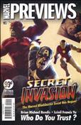 Marvel Previews #54