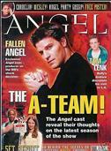 Angel Magazine #4 Variation A